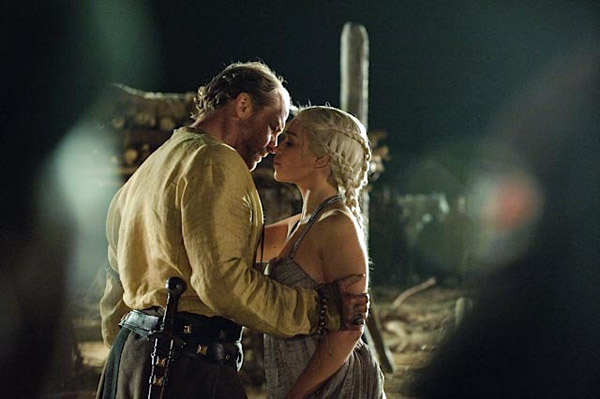 Game Of Thrones Season I Iain Glen British Actor