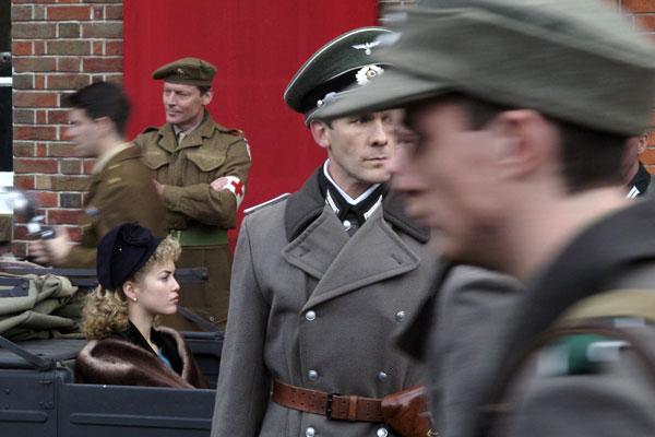 The Relief Of Belsen Iain Glen British Actor