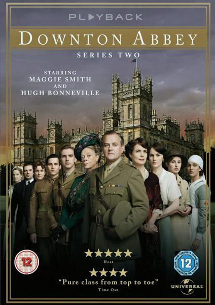 Downton Abbey Season 2 - Iain Glen - British Actor