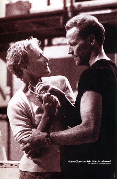 A Streetcar Named Desire Iain Glen British Actor