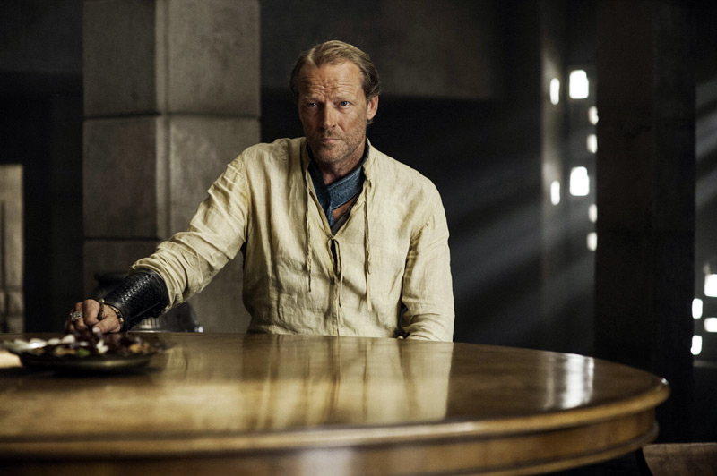 game of thrones season iv iain glen british actor
