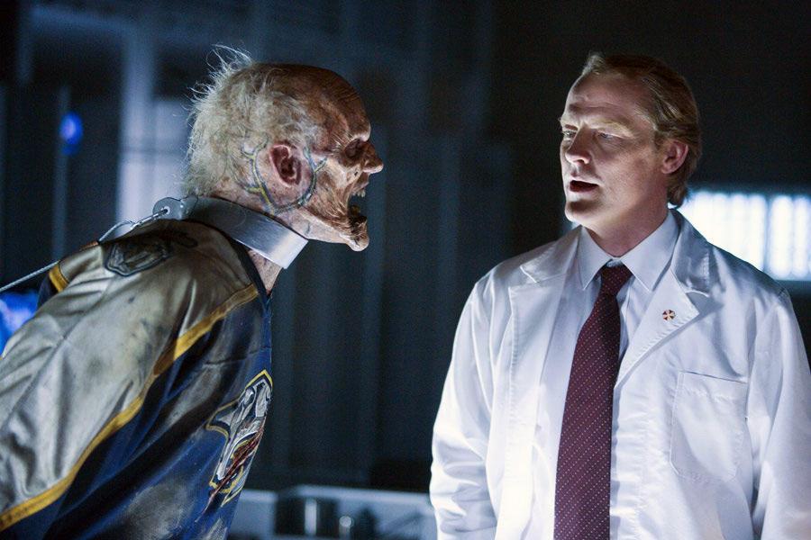 Resident Evil Extinction Iain Glen British Actor