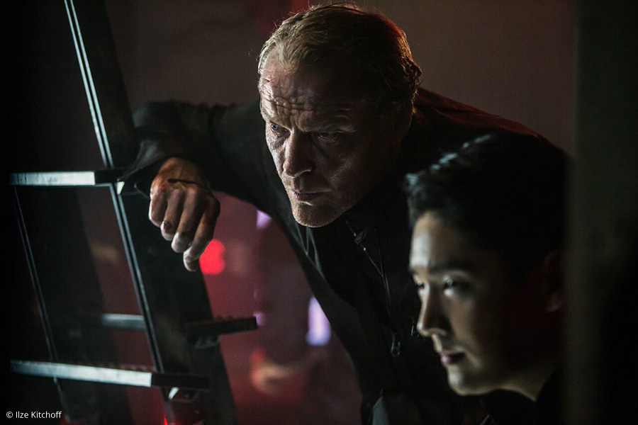 Resident Evil The Final Chapter Iain Glen British Actor